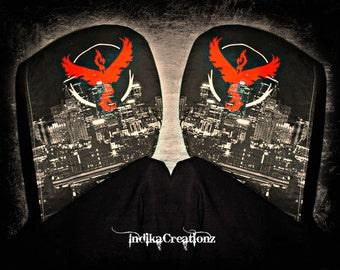 POKEMON VALOR // Custom Chained Hood!
