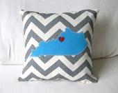 Florida Pillow Cover