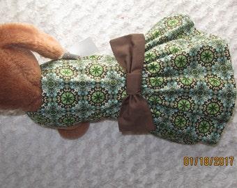SAMPLE SALE XS only Dog or Cat Dress Only, Sample Sale, Dog dress, cat dress