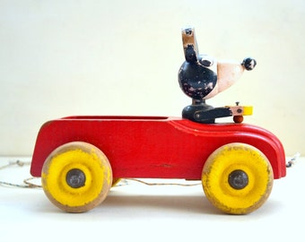 Rare toy of 1930 Mickey collection