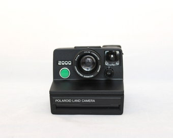 Polaroid 2000 Land Camera