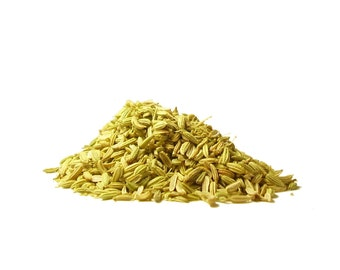 Fennel Seed Herb Prepared from Certified Organic Herbs