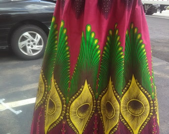 LONG ELEGANT FEATHER Skirt wedding Special occasion