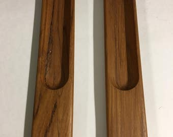 Jens Quistgaard For Dansk Teak Salad Tongs. FREE SHIPPING!