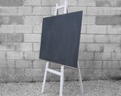 Blackboard On Large Easel Stand Menuboard Wedding Event