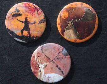 3 dress magnets... diverse upbeat accessory 4