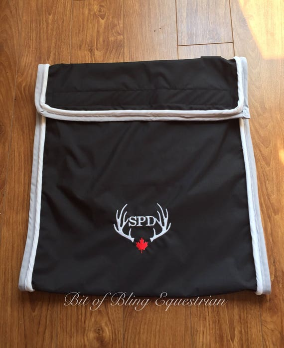 Custom Stall Wrap Holder
