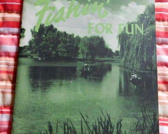 Fishin' For Fun by Jack Van Coevering