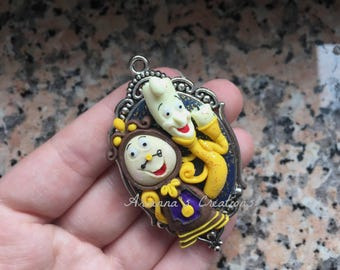 "Collana ""La Bella e la Bestia"" 