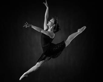 Fine Art Photography, Ballet, Tiny Dancer
