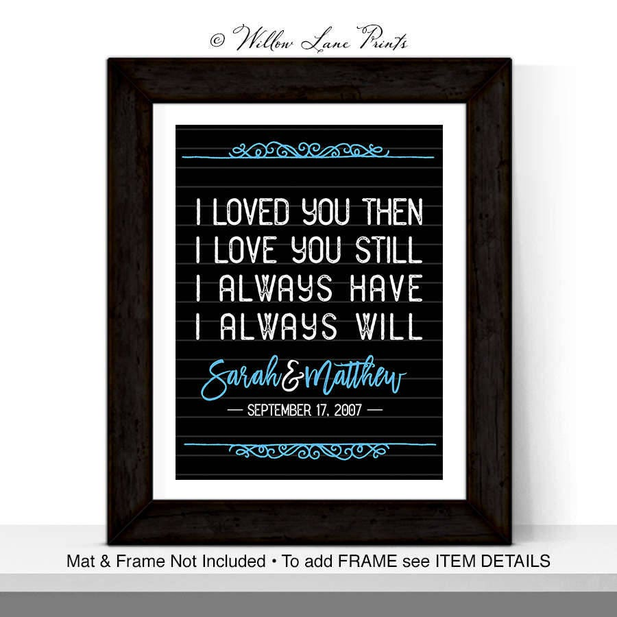 30th Wedding Anniversary Gifts For Husband: 30th Anniversary Gift For Wife Or Husband 30th Wedding