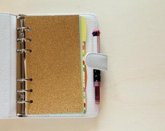 Glitter gold dashboard, Personal dashboard, planner dashboard