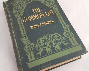 THE COMMON LOT by Robert Herrick