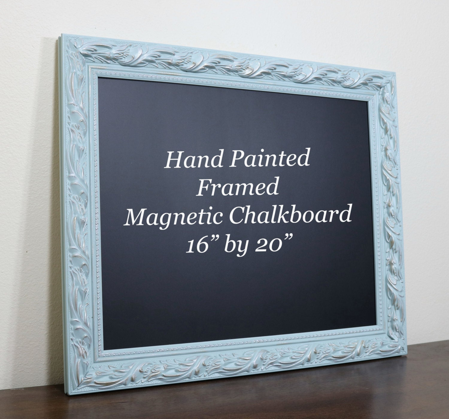 Chalk painted frames | Etsy