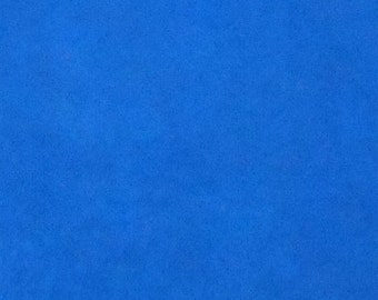 Ultrasuede Sapphire Blue 8.5 Inch Square