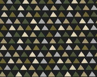 Black Peaks, Traffic Jam, from Michael Miller Fabrics