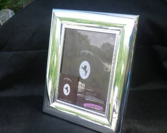 Sterling Silver Photo Frame New Old Stock