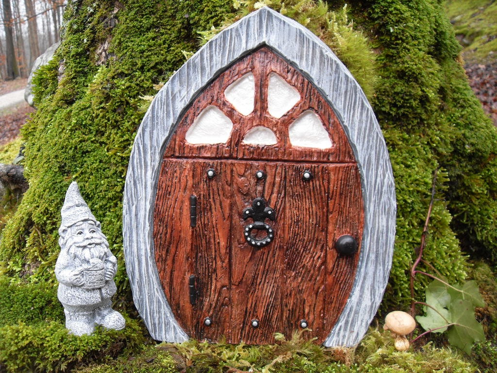 Large gnome doorlarge fairy door pirates and fairies pirate for Large gnome doors