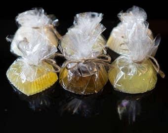 Handmade Organic Lemongrass & Tea Tree Soap Bar