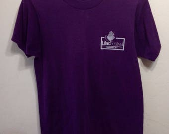 Vintage Lilac Festival T-Shirt - Lilac Festival Rochester NY T-Shirt - Purple Lical Festival T-Shirt