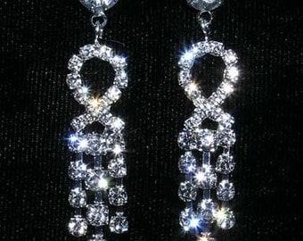 Style # 14136 - Twisted Dangle Earrings