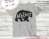 Baby Shower Gift - Brother Bear Shirt - Brother Bear - Brother Bear Shirts - Brother Shirt - Family Shirts - Brother Bear TShirt - Brother