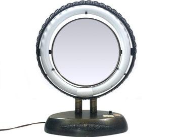 vanity mirror with lights Etsy