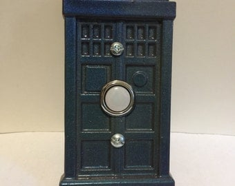 Tardis Doorbell