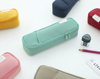 Pocket Pencil Case [ 6 Colors ] / Pencase / Pouch / 101645273