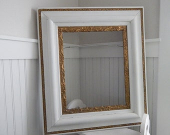 embossed white wgold gilt 16x20 wood frame shabby chic embossed carved wood picture frame use for mirror bulletin board picture frame