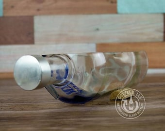 Upcycled Absolut Vodka Planter - Bowl