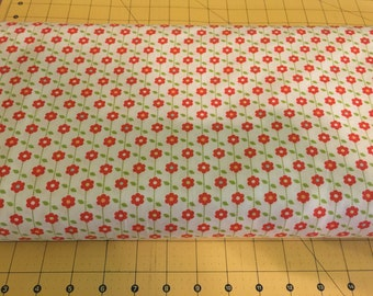 """Fabric Finders Paprika Floral 60"""" width"""