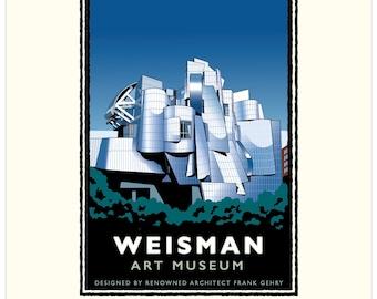 Landmark MN | Weisman Museum by Mark Herman