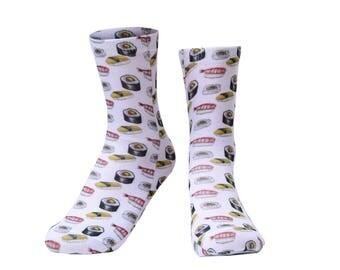 Sushi Socks.Socks.