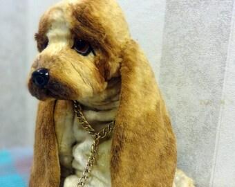 teddy dog Basset