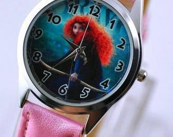 Watch Princess Merida (Brave)