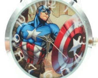 Watch Captain America