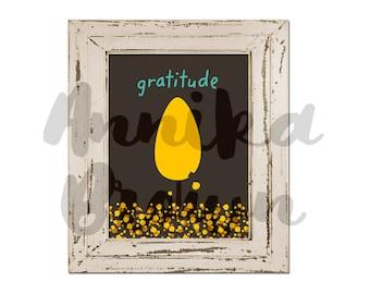 Gratitude | Instant Download
