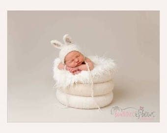 Newborn Posing Ring Bucket- separates uk seller