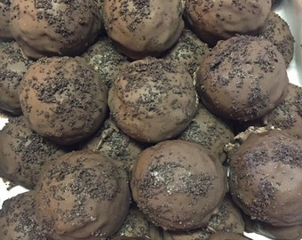 Oreo cookie truffles (18)