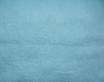 Fabric - 100% Linen - Sky blue