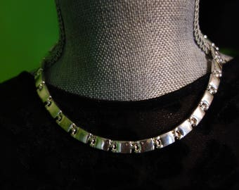 925 Sterling Italy Made Choker