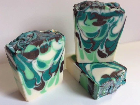 Green Tea & Willow~Handmade Soap~Bar Soap~Cold Process Soap~Artisan Soap