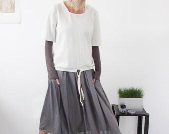 Flowy skirt | Etsy