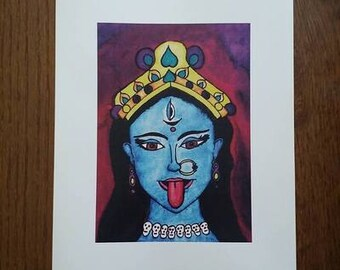 Kali (Limited Edition Art Print)
