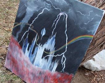 Esao Andrews Remake Painting