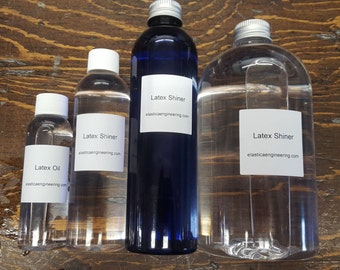 16oz Super Shiny Latex Oil