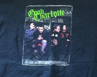 Good Charlotte tour Tshirt