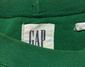 Vintage GAP crew neck sweatshirt