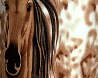 Horse Reversible Blanket
